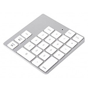 Pavé numérique 23 touches Bluetooth pour Mac se connectant à l'Apple Magic keyboard A1644