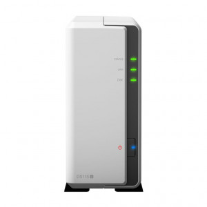 NAS Synology Tour DS115J Boitier nu