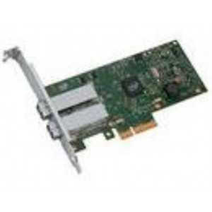 Carte Gigabit Ethernet Intel I350-F2 - PCIe 4x - 2 ports Fibre