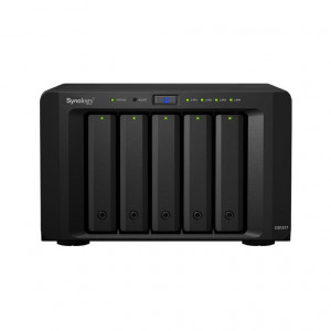 NAS Synology Tour DS1517 10TB (5 x 2TB) Disques Ironwolf Pro
