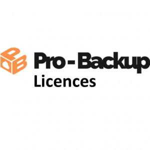 License solution Backup Local SQP - Advanced BMR local  - mode SaaS - forfait mensuel