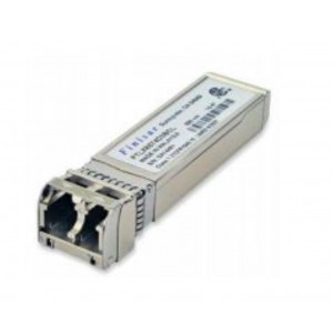Transceiver Finisar 10GbE SR multimode SFP+, 10GBASE-SR/SW, 3.3V, 850nm VCSEL, 0°C to 70°C, Duplex LC connector, 400m