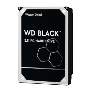 "Disque dur 3,5"" 500GB - 7200rpm - SATA 6Gbps - 64MB - WD Black"