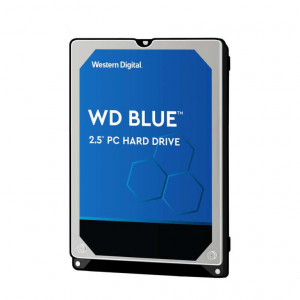 "Disque dur 2,5"" 1TB - 5400rpm - SATA 6Gbps - 8MB - WD Mobile Blue"