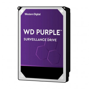 "Disque dur 3,5"" 4TB - IntelliPower - SATA 6Gbps - 64MB - WD Purple"