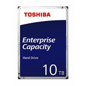 "Disque dur 3,5"" 10TB - 7200rpm - SATA 6Gbps - 256MB - Toshiba Enterprise Capacity HDD - 24/7"