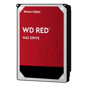 Disque dur 3,5'' 12TB - 5400rpm - SATA 6Gbps - 256MB - WD Red NAS