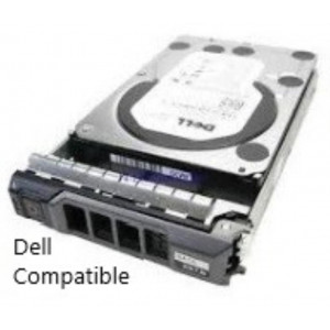 "Disque dur - 2,5"" 300GB - 15Krpm - SAS 6Gbps - Compatible Dell"