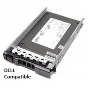 "Disque SSD - 2,5"" - 0.96TB - SAS 12Gbps - Compatible Dell"