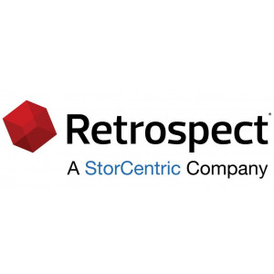 Retrospect 17 Mac R1 New Application - Single Serveur 20 Clients postes Premium - CSM 1 an