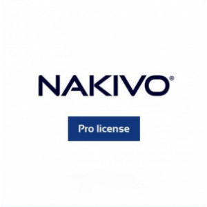 Renouvellement de maintenance d'1 an pour NAKIVO Pro pour Workstations - 5 Workstations