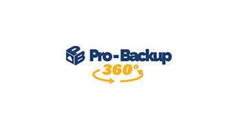 Sauvegarde Cloud ou locale - solution Pro-Backup