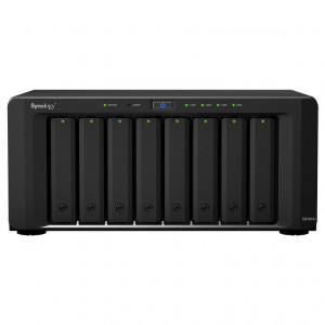 NAS Synology Tour DS1815+ 24TB (8 x 3 TB) Disque RED PRO