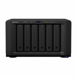 NAS Synology Tour DS1618+ 60TB (6 x 10 TB) Disque RED