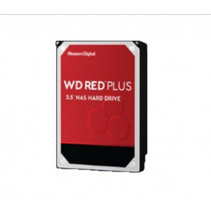 "Disque dur 3,5"" 4TB - 5400rpm - SATA 6Gbps - 64MB - WD Red / Red Plus pour NAS"